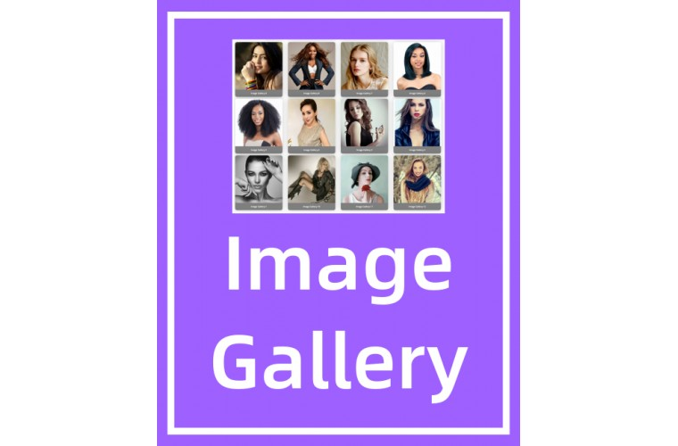 Opencart Extension  Responsive Image Gallery