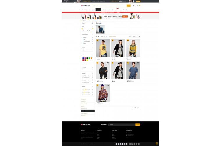 Journal Fashion Advanced Opencart Theme