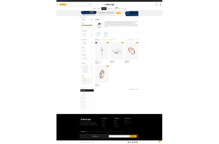 Shopica Diamond Advanced Opencart Theme