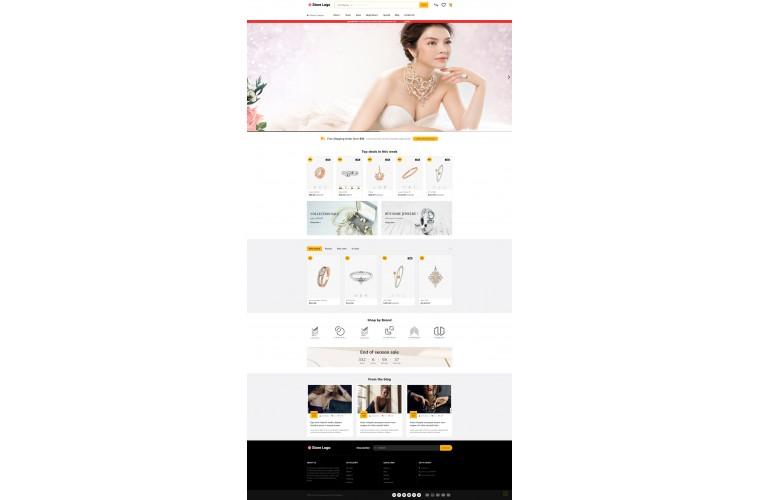 Rzen Diamond - Multi-Purpose OpenCart Theme