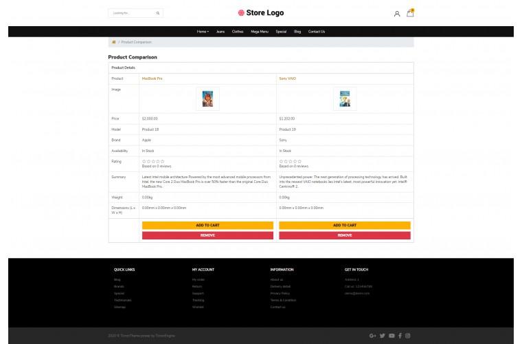 Light Stationery Books Premium Opencart theme