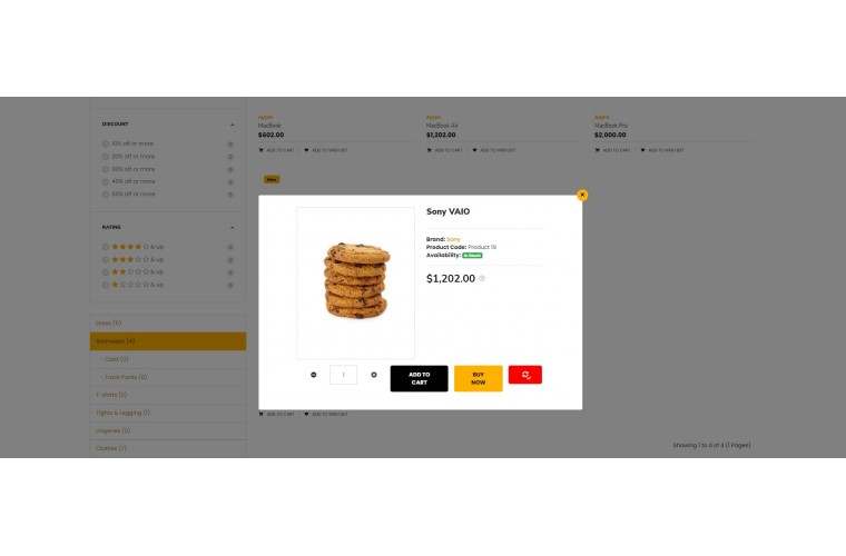 2021 Grocery Light and fast OpenCart Theme