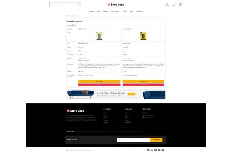 Next Cover Shop - Responsive OpenCart theme
