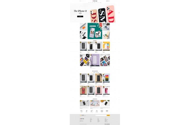 Fast Mobile case Advanced Opencart theme
