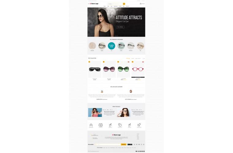 Sellya Spects Multi-Purpose Responsive OpenCart Theme